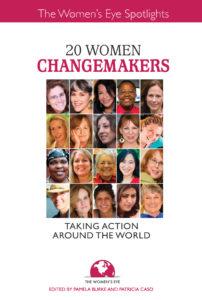 20 Women Changemakers Book | Jane Heller | The Women's Eye Magazine & Radio Show