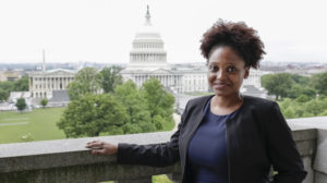Tracy K. SMith, Poet Laureate--Photo: Library of Congress
