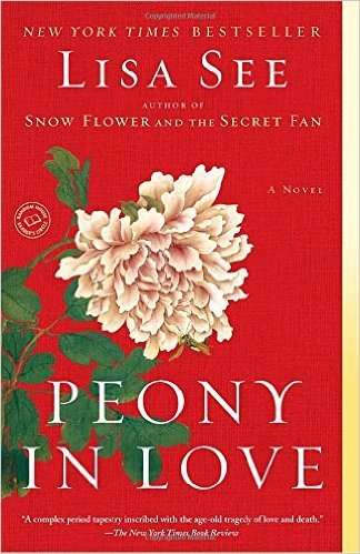 Lisa See's Peony in Love