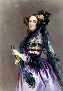 Ada Lovelace, wikipedia | The Women's Eye Magazine and Radio Show