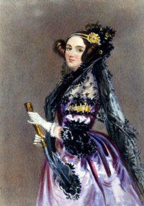 Ada Lovelace, wikipedia | The Women's Eye Magazine and Radio Show
