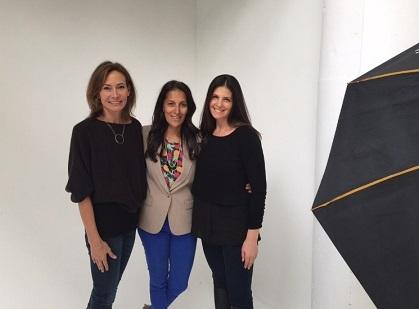 Geek girl rising authors/Photo from Samantha Walravens, Heather Cabot | The Women's Eye Magazine and Radio Show