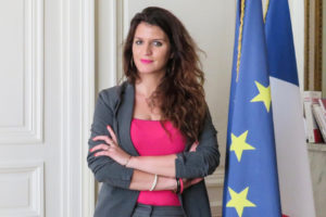 Marlene Schiappa, French Gender Equality Minister Wants On Spot Fines for Sexual Harassers/Photo: J. KakissisNPR