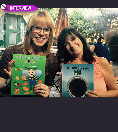 Children's Book Author Theresa McKeown Talks the ABC's of Reinvention