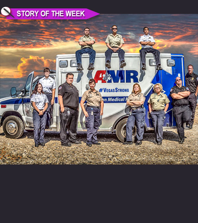 "STORY OF THE WEEK: ""Vegas Strong"" Photo Helps Las Vegas First Responders Heal"