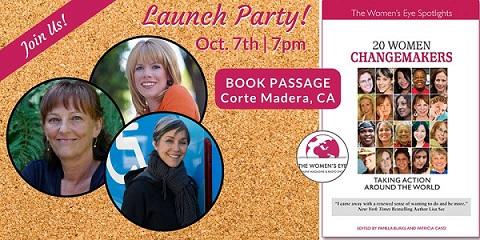 Invite to Book Passage Book Party