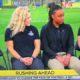 Women talk about the NFL and women's roles/CBS Screenshot