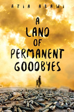 Author Atia Abawi's bok, Land of Permanent Goodbyes provided by Atia to TWE | The Women's Eye Magazine and Radio Show