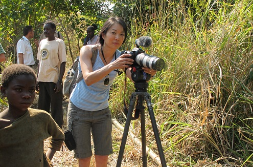 Jessica Yu, Academy Award-Winning Director/Photo: Courtesy Elise Pearlstein