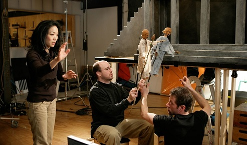 "Award-winning Jessica Yu directing ""Protagonist""/Photo: IFC Films"
