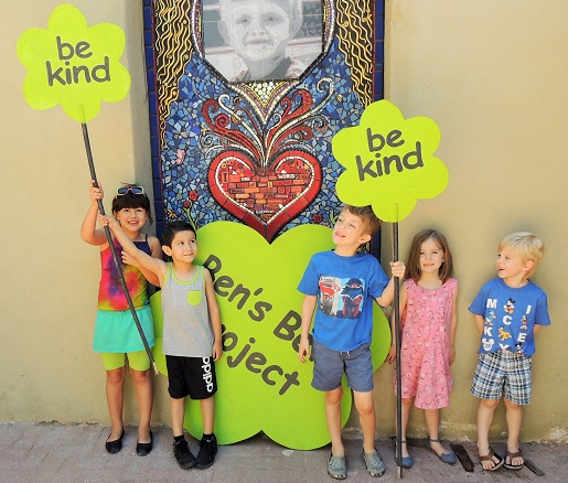 Ben's Bells, founder Jeannette Maré in Tucson/Photo Courtesy Jeannette Maré | The Women's Eye Magazine and Radio Station