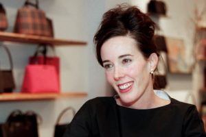 Kate Spade, Handbag Entrepreneur/Dead at 55/Photo: Marilyn K. Yee/The New York Times
