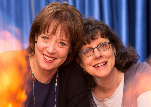 Betsy West and Julie Cohen, Directors of RBG/Photo: Myles Pettengill, Courtesy Magnolia Pictures
