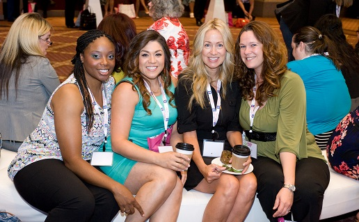 Group Shot at Las Vegas Women's Leadership Conference 2017/Photo: Courtesy WLC