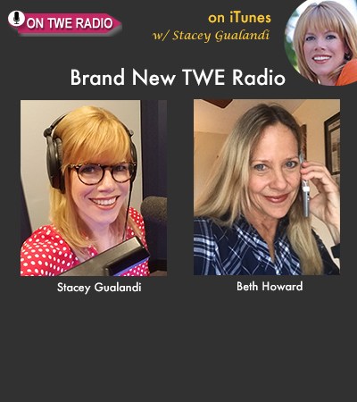 "TWE RADIO: Writer Beth Howard On Life, Language and a ""Hausfrau Honeymoon"""