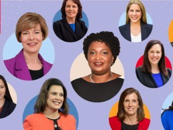 Election 2018 Women to Watch/Photo: Glamour