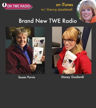 TWE RADIO: Adventurer Susan Purvis On Finding the Lost with Trusty Teammate Tasha