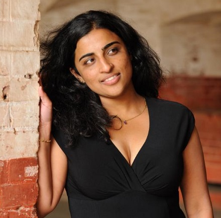 Chaithanya Sohan, co-author of America Deconstructed/Photo Courtesy Chaithanya Sohan