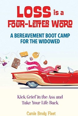 "Carole Brody Fleet's book ""Loss is a Four Letter Word""/Photo: Courtesy Carole Brody Fleet 