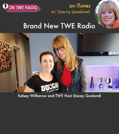 "TWE RADIO: DOUGHP Founder Kelsey Witherow On Her ""Legit Cookie Dough"" Biz"