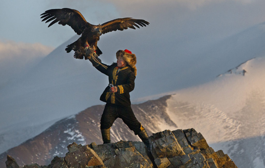 The Eagle Huntress/Photo provided by Stacey Reiss, producer