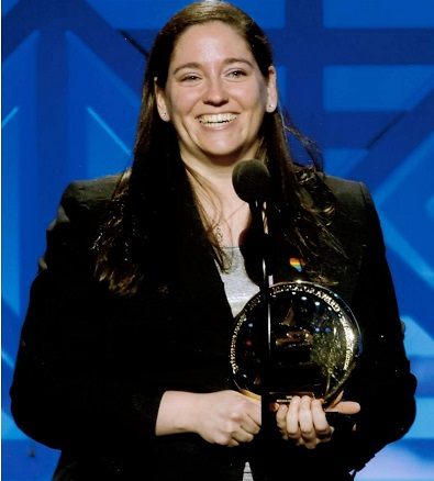 Melissa Salguero, 2018 Grammy Award-Winning Music Teacher
