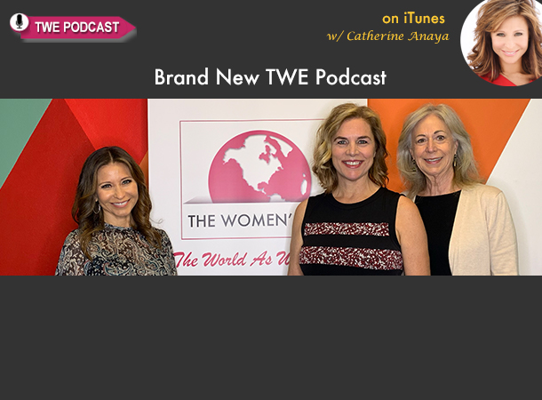 TWE Podcast: Catherine Anaya Talks Self-Confident Kids with Karen Shell and Money Protection with Catherine Scrivano