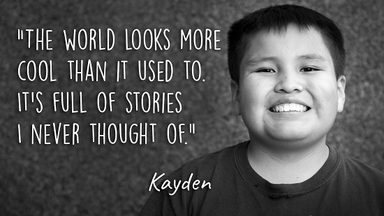 Kayden,  Kids in Focus | Karen Shell