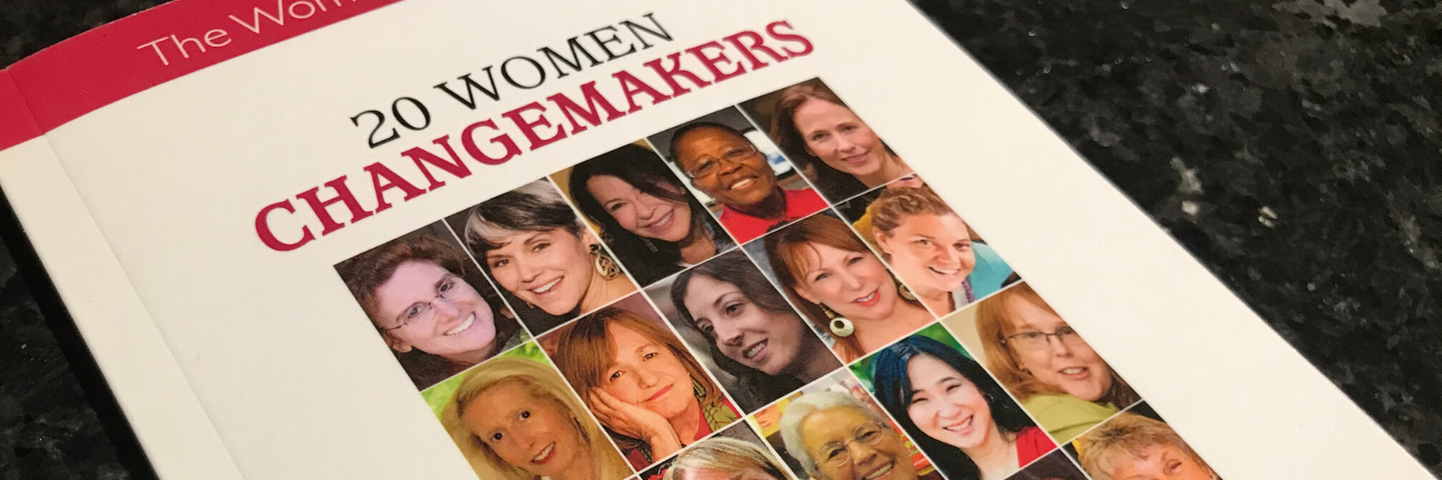 20 Women Changemakers: Taking Action Around the World book by The Women's Eye