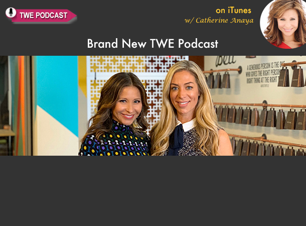 TWE PODCAST: Catherine Anaya with Dr. Morgan Francis On Mental Wellness and Catherine Scrivano on Money Scams