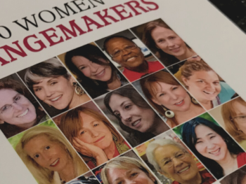 20 Women Changemakers book by The Women's Eye