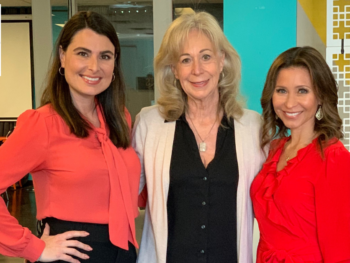 TWE Radio with guest Vanessa Ruiz of Cronkite News, Financial Planner Catherine Scrivano, and TWE Host Catherine Anaya | The Women's Eye Online Magazine and TWE Radio
