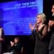 Lindsey Seavert and Ben Gavin co-directors of Love Them First documentary with 2020 duPont winner Mauri Melander Friestleben   Photo: Joaquim Moreira Salles